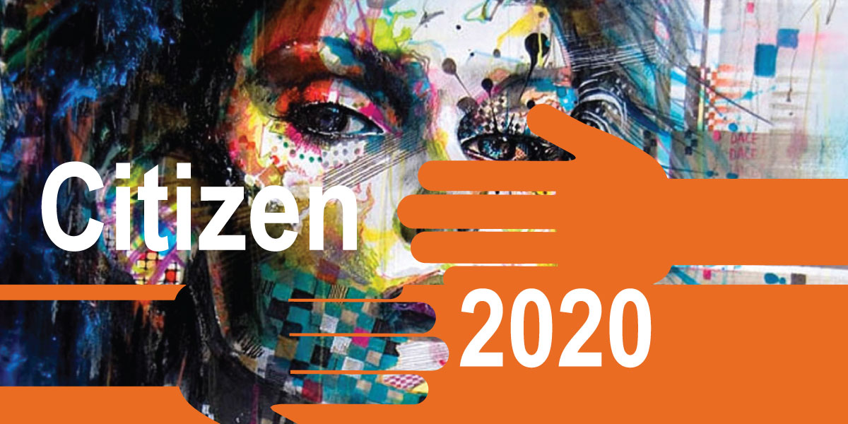 Citizen 2020 poster